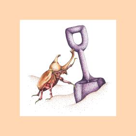 Big Dug Dig Bug
